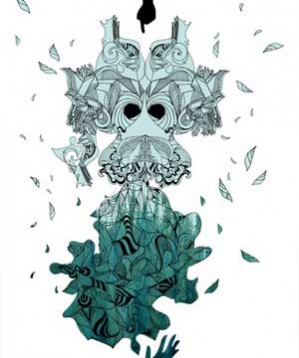 Il racconto esoterico di Gioele Valenti ispira le visioni dilatate italo-svedesi di Äduo. Muffe, fluorescenze e gli influssi dell'indormia, detta altrimenti stramonio, coprono gli angoli di vecchi ruderi, come membrane gastriche, mentre Edipi e vecchi leoni dormono tumefatti, sulla musica degli Squadra Omega.