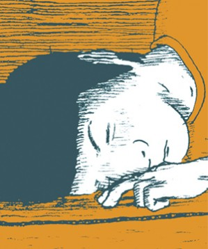 Apnea nel mondo di Canicola: due fumetti usciti da poco - Alien di Aisha Franz e Dormire nel fango di Chieregato e Setola  - con la musica di A Classic Education e Bob Corn. Video e Illustrazioni.